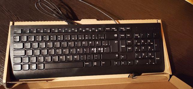 Клавиатура Lenovo Сalliope 00xh633, проводная, новая, англоязычная