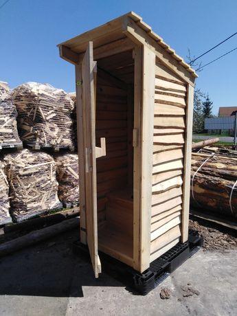 Wychodek WC Kibel na budowę
