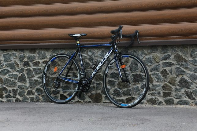 Шоссейный велосипед X-Zite 7016. Scott Trek Cube Bianchi Koga Giant GT