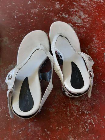Sandálias  em pele Stephens