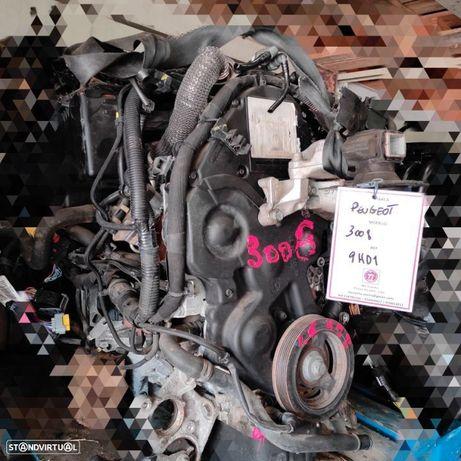 Motor Peugeot 3008 1.6 hdi Ref. 9H01