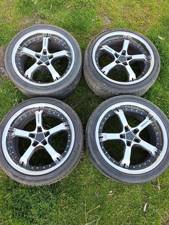 Alufelgi + Opony nowe BMW e90 Keskin 255/35r18 et25 9.5j zamiana