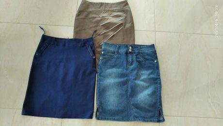 Spódnica, spódniczka L,M - zestaw wiosna, lato