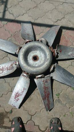 Робоче колесо промислового вентилятора