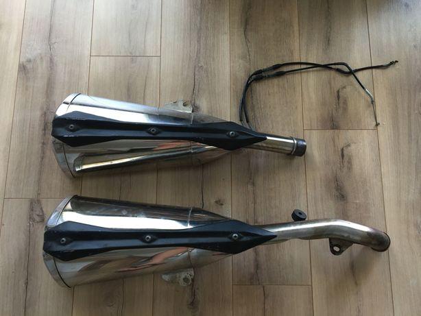 Tłumiki/wydechy Kawasaki Z1000