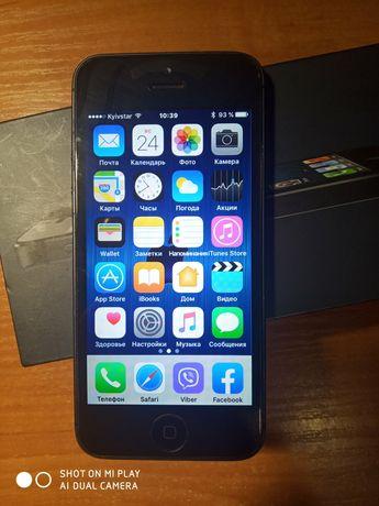 Продам iPhone 5. 16GB