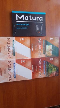 Książki: Matura Matematyka Rozszerzona - repetytorium, zadania, szkice