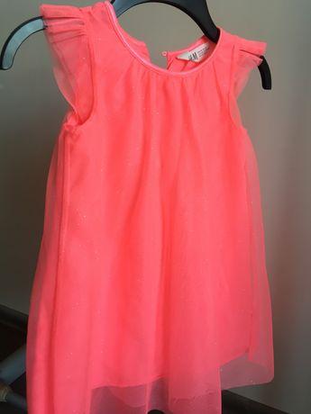Праздничное платье HM 4года (zara moonsoon)