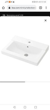 NOWA umywalka z Ikea Talleviken