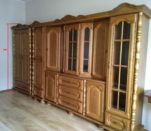 Sprzedam Meble komplet do salonu Wrocław meble w startym stylu