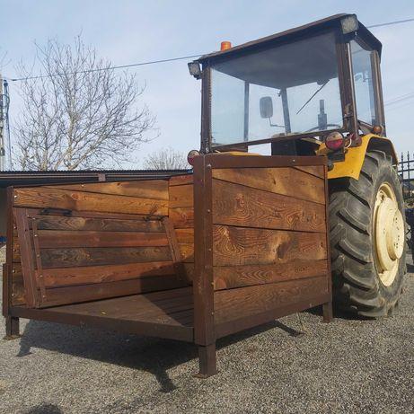 Okazja!!! Przyczepka rolnicza, paka do traktora, skrzynia ładunkowa