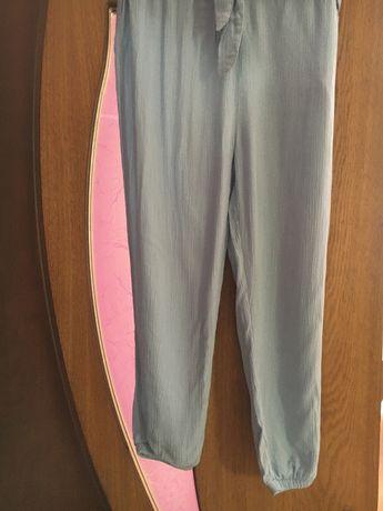 Літні штанці для дівчинки