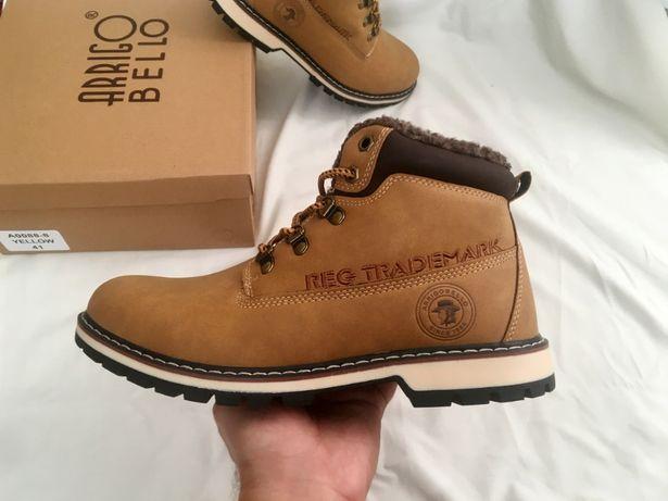 Зимние мужские ботинки Navigator. Размер 41, 43, 44, 45, 46