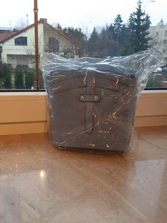Torebka listonoszka kuferek kopertówka