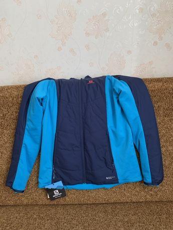 Женская кофта куртка ветровка salomon