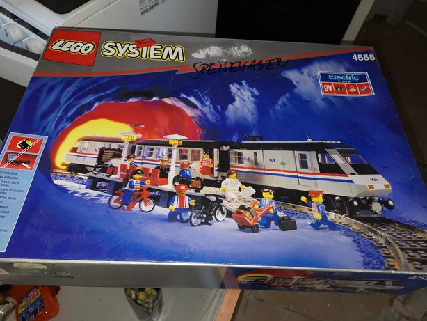Lego system 4558