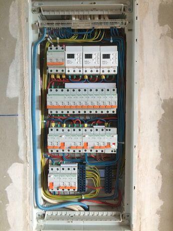 Електромонтаж, сигналізація, відеонагляд, послуги електрика, Рівне