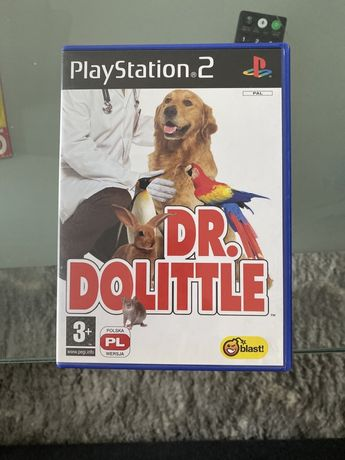 Play stations 2 Dr. Dolittle