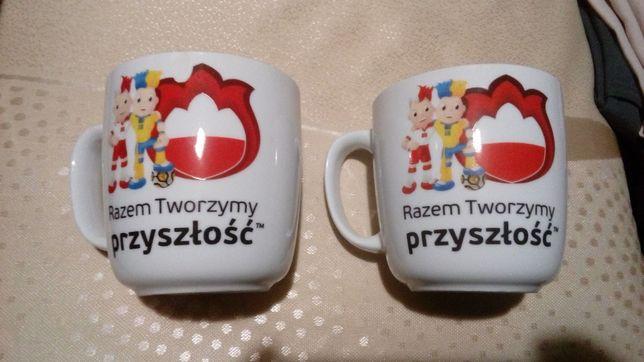 2x Kubek.EURO 2012.Official Licensed Product.Wysyłka
