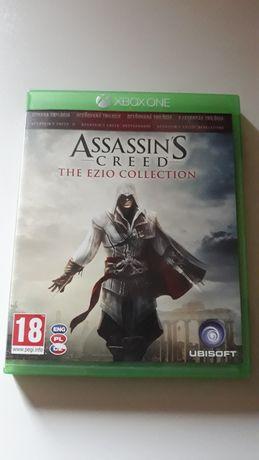 Gra Xbox one Assassin's Creed The Ezio Collection
