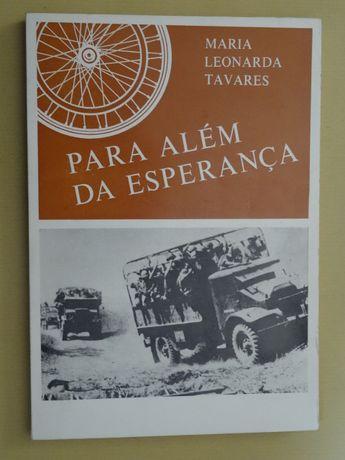 Para Além da Esperança de Maria Leonarda Tavares