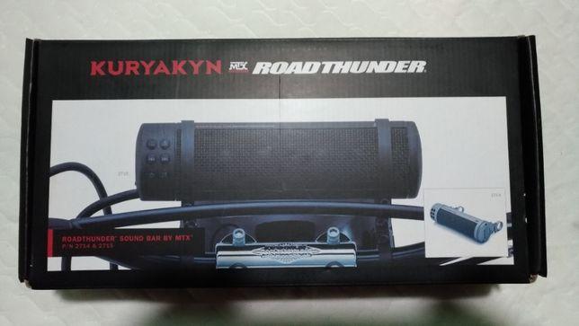 Głośnik Soundbar kuryakyn mtx road thunder 2715