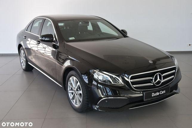 Mercedes-Benz Klasa E Mercedes Benz E220d W213 4Matic Kamera...