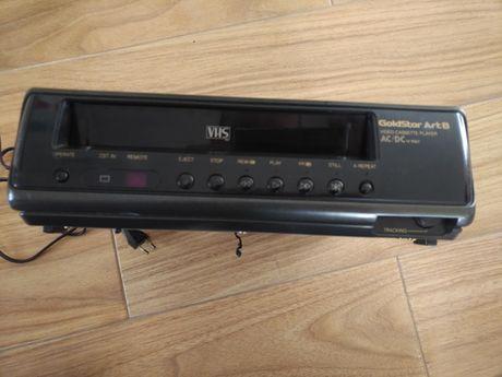 Odtwarzacz kaset VHS GoldStar ArtB LG