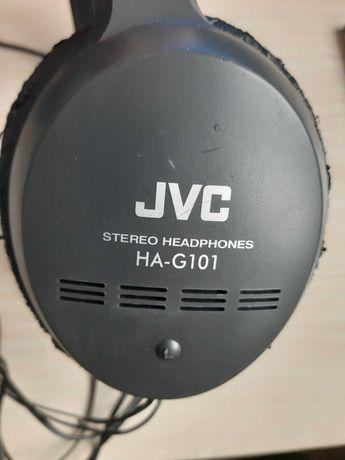 Słuchawki JVC HA-G101 przewodowe