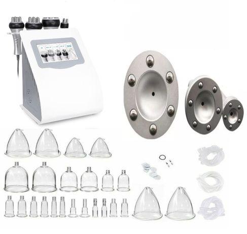 Maquina de Cavitação + RadioFrequencia + Vácuo Pump Up