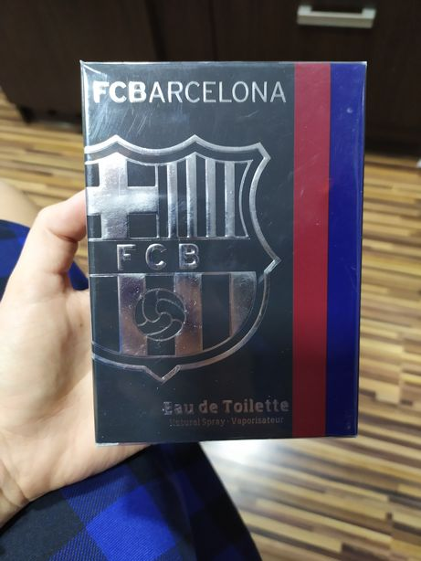 Fc barcelona woda toaletowa