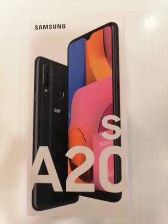 NOWY Telefon Samsung Galaxy A20s Czarny 32 GB Teletorium Renoma