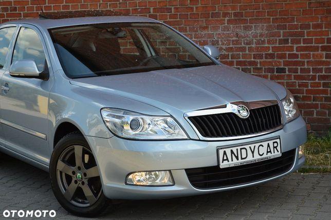Škoda Octavia 1.8160 Km Navi Tempomat Klimatyzacja Szyberdach