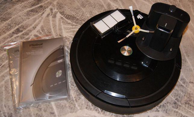 Odkurzacz automatyczny Roomba 876