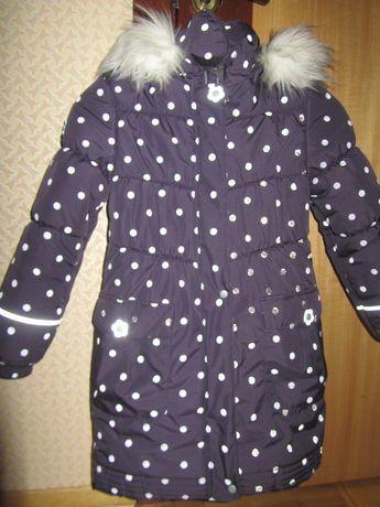 Зимнее пальто Lenne /куртка р.140