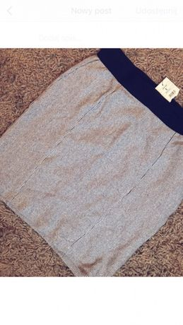 Nowa spódniczka Reserved, bawełna, elastan