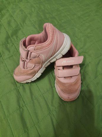 Buty sportowe rozmiar 25 martes różowe
