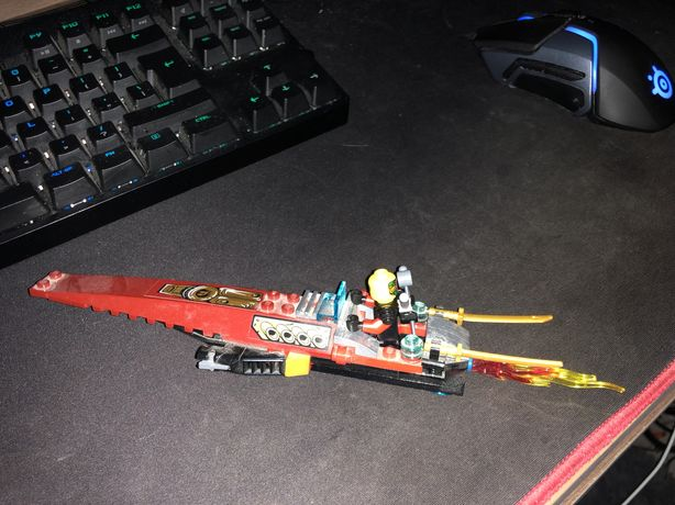 Lego Ninjago Miasto na wodzie