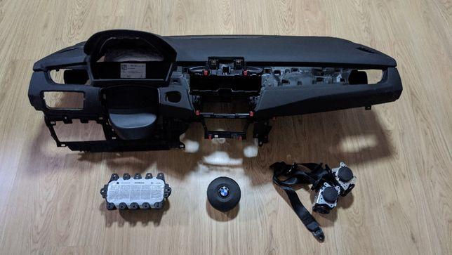 Kit Airbags BMW Active Tourer F45 Gran Tourer F46 Tablier Original