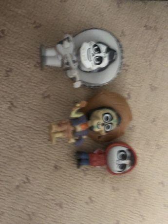 Оригинальние фігурки «тайна коко і герои в масках»