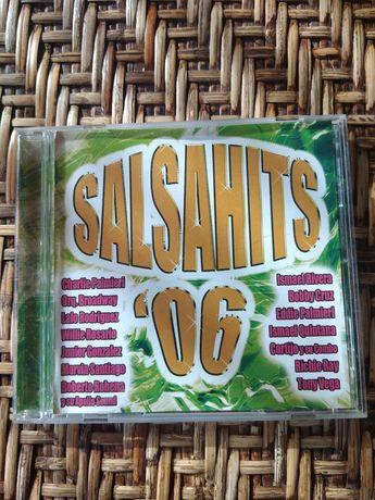 CD Salsa Hits 2006 Original