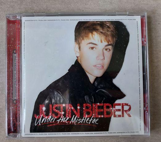 Płyta Justina Biebera Under the mistletoe