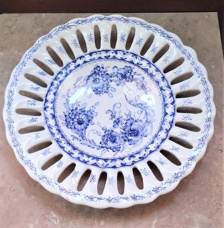 Prato Decorativo Flabal