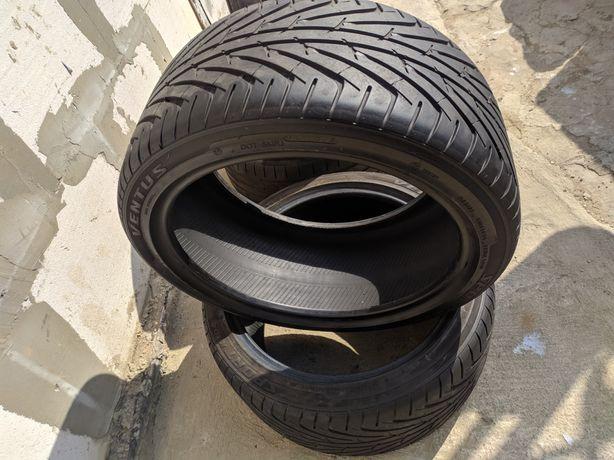 Разноширокие Continental 245/40 r18 265/35 r18 резина шины продам
