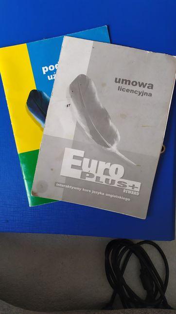 OKAZJA! Kurs języka angielskiego EURO plus plus Europlus