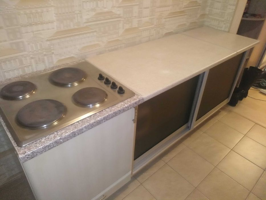 Кухонна тумба з електричною плитою Бровары - изображение 1