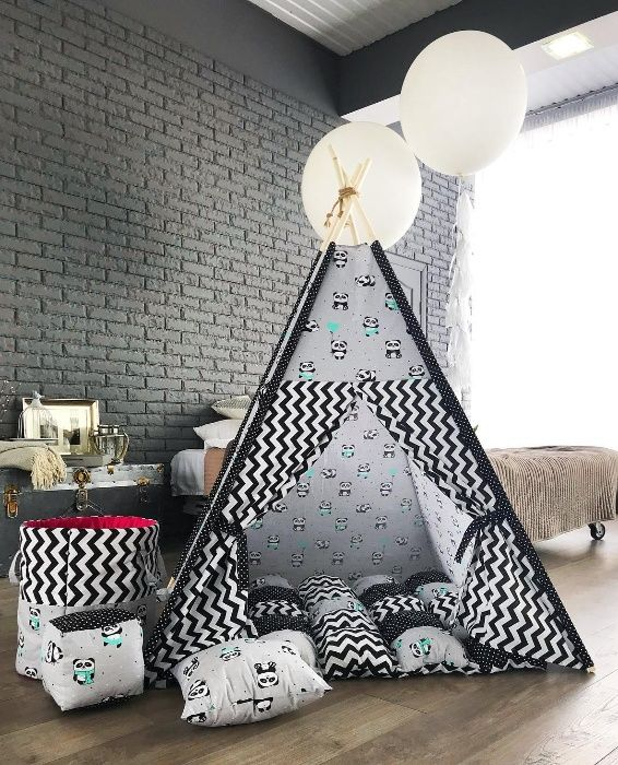 Детский игровой домик, палатка вигвам. Оплата при получении. Харьков - изображение 1