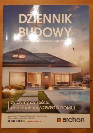 Dziennik Budowy - nowy