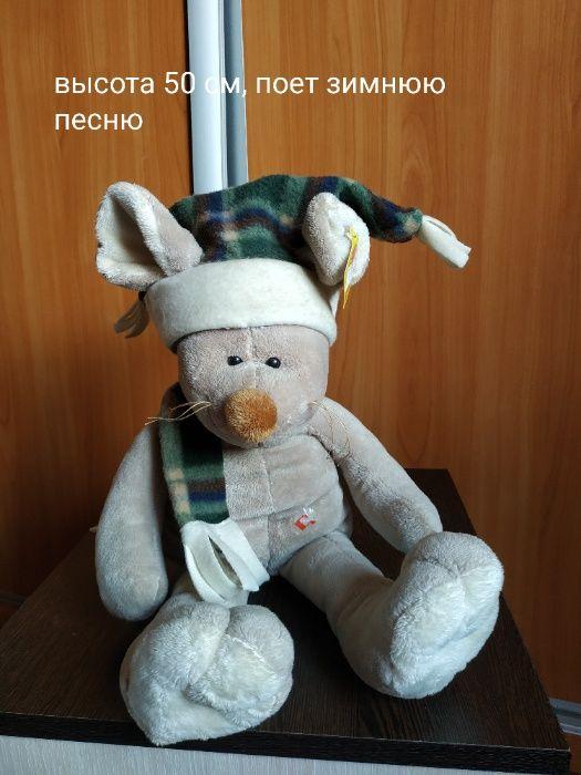500 руб музыкальная игрушка мышь новая Донецк - изображение 1