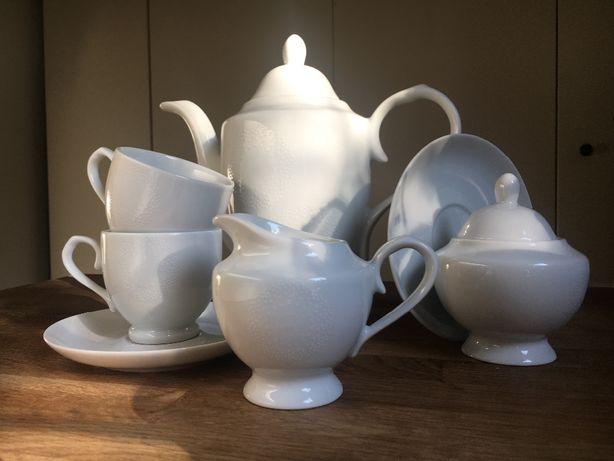 Serwis do herbaty/kawy 27/12 PAPADY Bogucice. Nowy, zapakowany